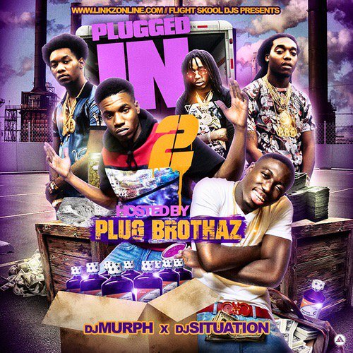 [Mixtape] Plugged In Vol.2 (Hosted By Plug Brothaz) @IamDjMurph @IamDJSituation » https://t.co/2sCjjHUhj3 https://t.co/F4nB7DGcjq