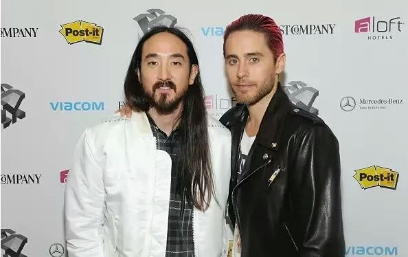 RT @AlbytaFromMars: @JaredLeto + @steveaoki at @FastCompany Innovation Festival #FCNY https://t.co/gv6IzSTDr4