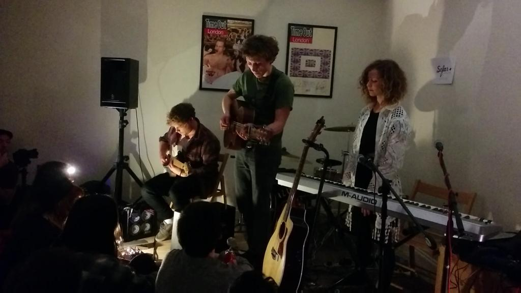 Great evening at @SofarSoundsBTN, as always! https://t.co/s1UILyrpls
