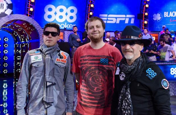 Hoy es el gran día #N9LatamESPN @PokerEnESPN McKeehen 128,825,000 Blumenfield 40,125,000 Beckley 23,700,000   @WSOP https://t.co/pwO6vyWpym