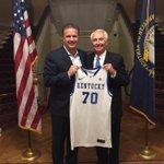 Birthday present. Governor says he's 60!!! https://t.co/JHJTRd3c5o