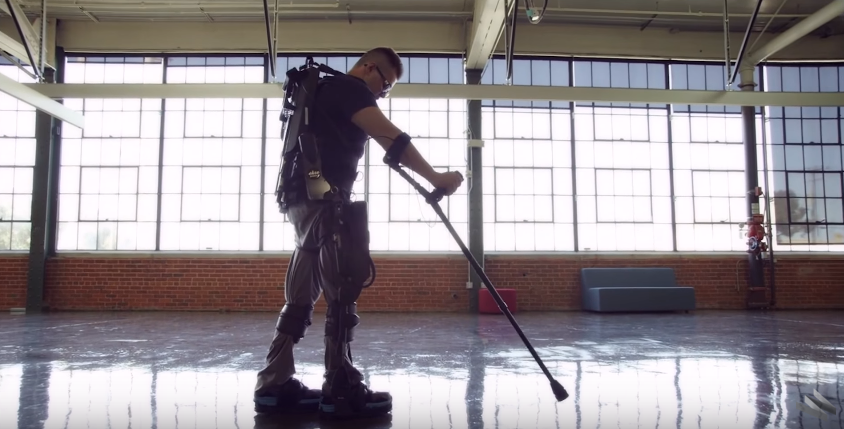 Future watch-- making wheelchairs obsolete one exoskeleton at a time (watch) https://t.co/6PKUMzUujs https://t.co/PGKfwKMiwH