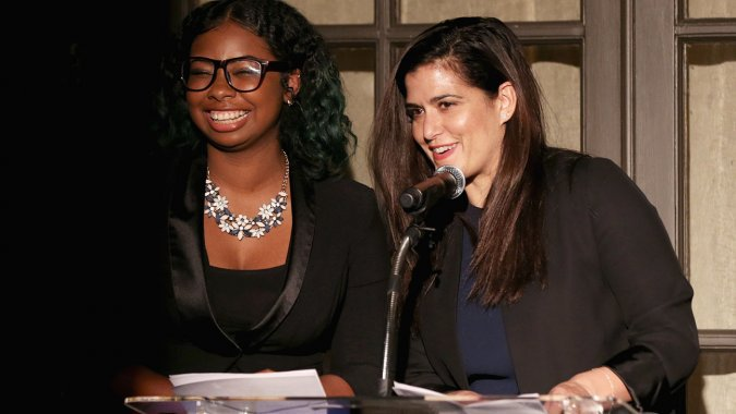 The Hollywood Reporter, Top Female Execs Celebrate Mentorship Program