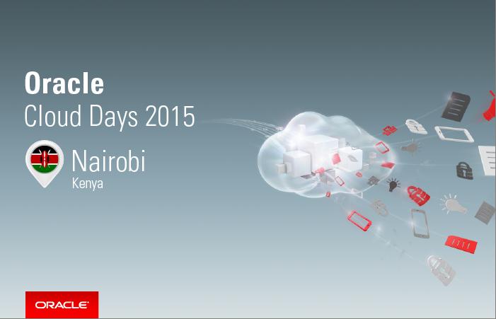 Don't miss Oracle #CloudDayKE tomorrow - Nov 12 - at Safari Park https://t.co/JN79DSY2mD cc @OracleKE https://t.co/UwwWhrwrUk