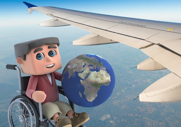 AIR TRAVEL FOR WHEELCHAIR USERS, the eBook, is now available! - https://t.co/leTj51QwEg #travel #ttot #curbfree https://t.co/Ainjd1SG9P