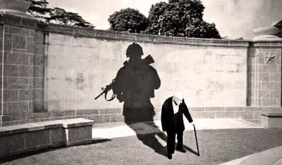 The youth of today will never understand what the youth of yesterday did for them.  #WeWillRemember #ArmisticeDay https://t.co/osnkNwdp3D