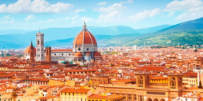 Florence (@Italy_it) is the best city for @CNTraveler readers https://t.co/cZ5mUQjEwf Can you guess why? https://t.co/afHGNWAT5H
