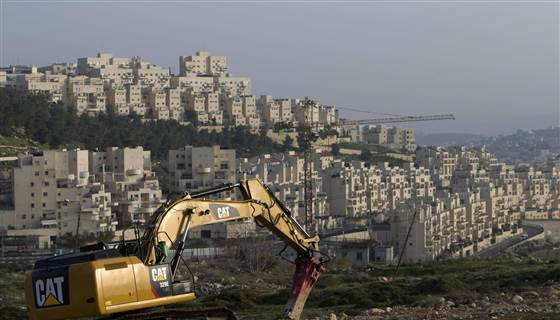 The European Union now requires labeling of products produced in Israeli settlements