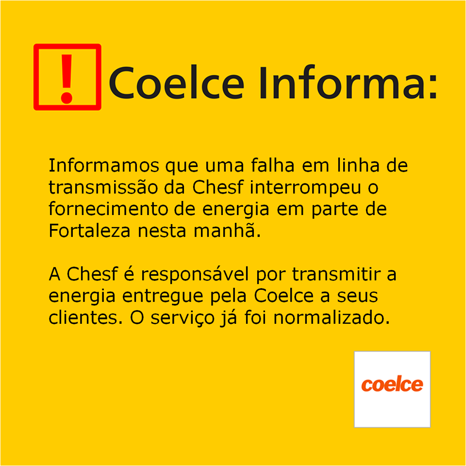 Atenção! #Fortaleza https://t.co/cnS7T6Acaa