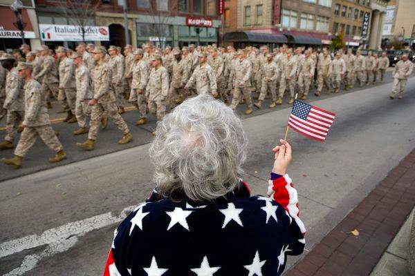 Happy #VeteransDay to all who served (and those left behind). If you're a #caregiver to a veteran, we thank you too. https://t.co/Fc1oOWkHDt