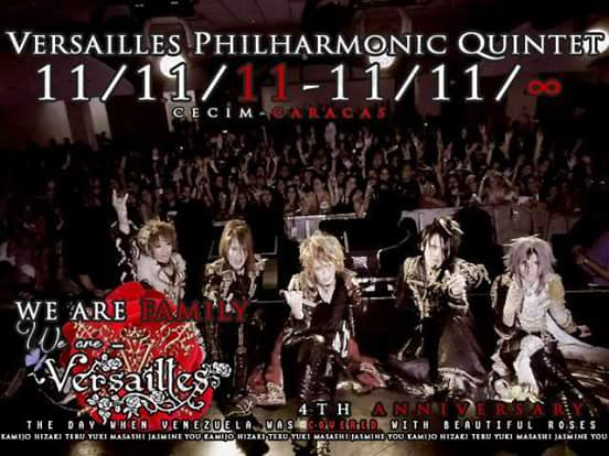 11/11/ ∞ Thank you for the memories @KamijoOfficial @HIZAKIofficial @TERUofficial @YUKI___official @MASASHI_Jupiter https://t.co/cE5SagX57o