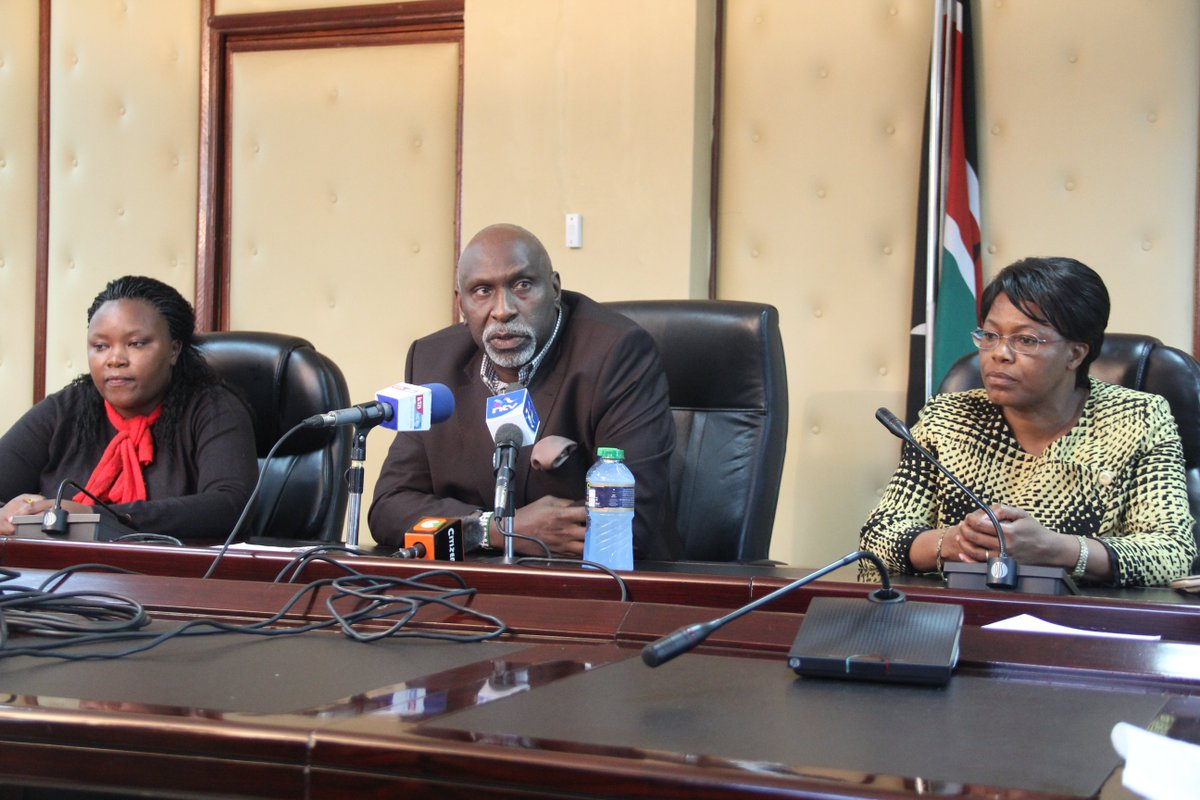 CS Nkaissery is wrong on Nation Journalist, he is acting with impunity & must be made to account- Nyachae https://t.co/MwLwvgyqIY