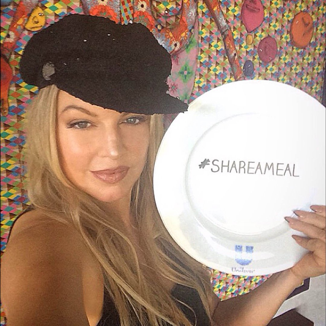 Joining Unilever again - this time to #ShareAMeal! Each RT/LIKE = 1 meal to @FeedingAmerica. Learn more @UnileverUSA https://t.co/qnGlAKKteI