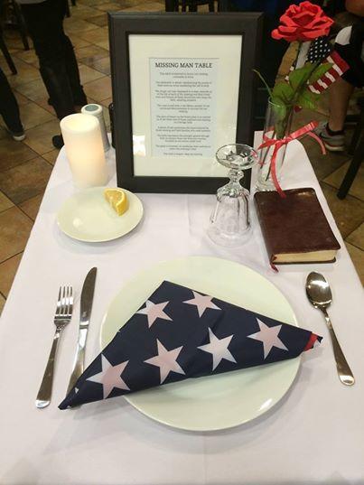 Chick-fil-A restaurant in Ga. sets a special table for Veterans. https://t.co/0tvB4Odffs @FOXNews #VeteransDay https://t.co/jn0RqxbLiQ