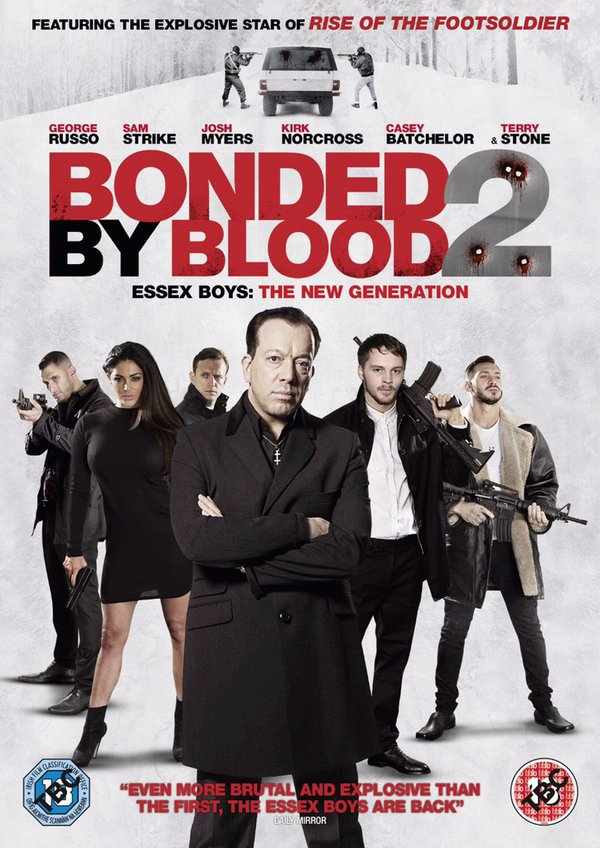 Look out for Bonded Blood 2 coming soon...! https://t.co/DcaI6EkVUr
