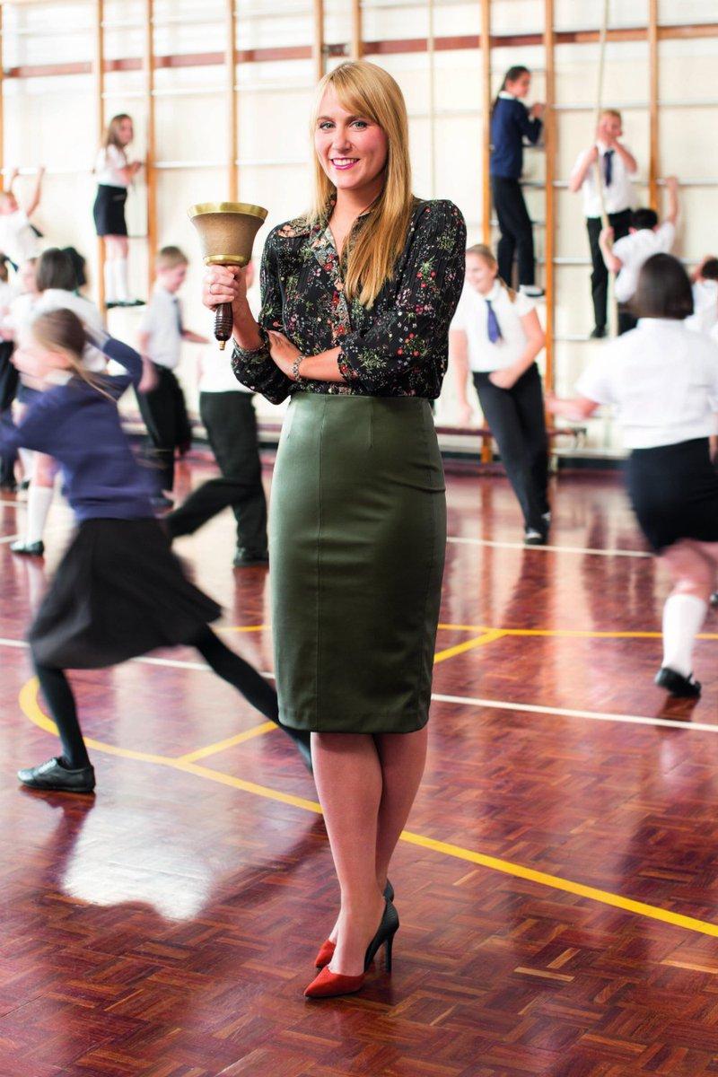 Super Head' Gemma Clark Shares Her Top Tips On Making It As A Teacher