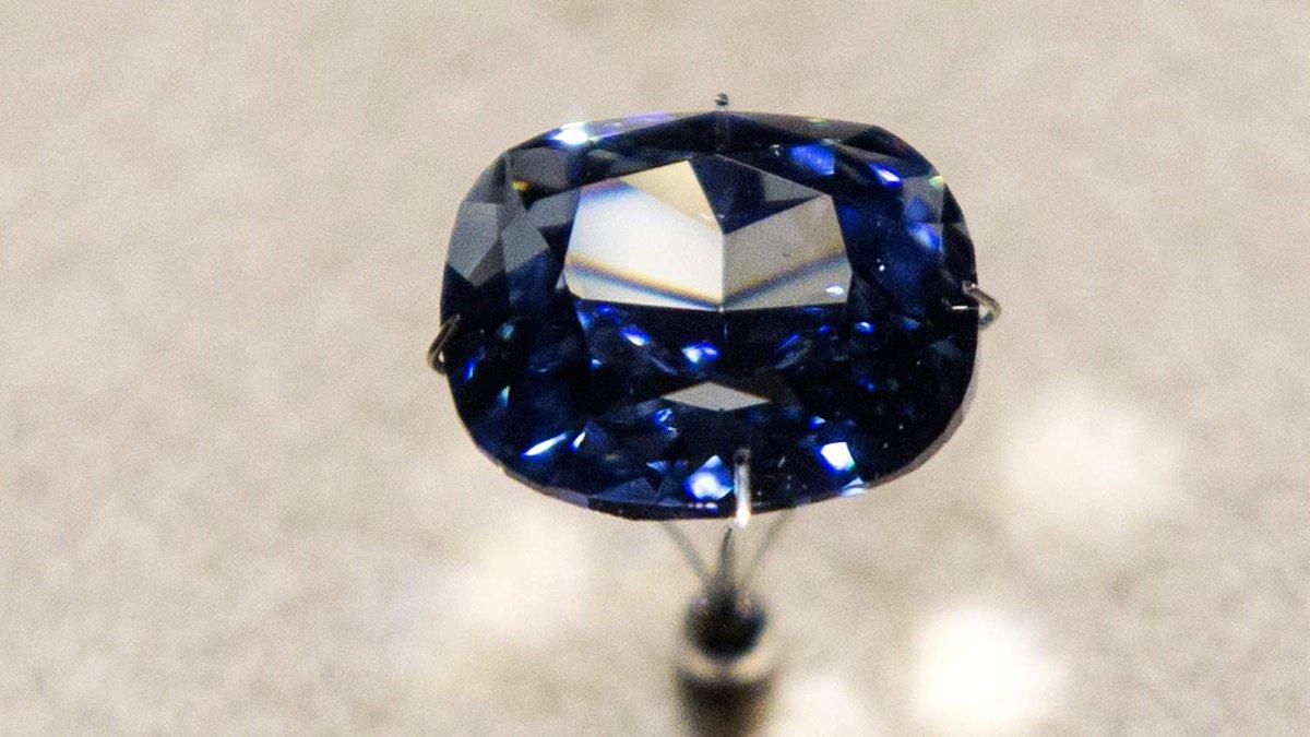 Blue Moon Diamond Sells For Record $48.26m https://t.co/64vwgPsPKL https://t.co/D9Ih8pHn7G