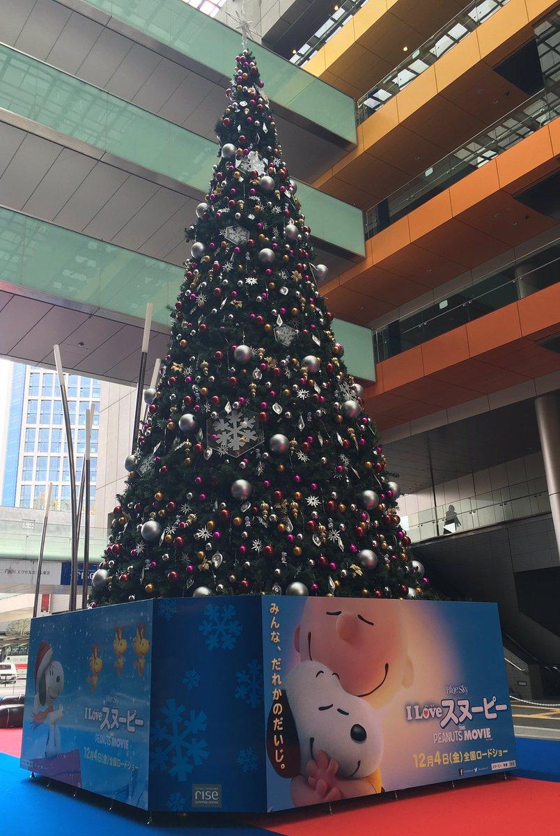 11月12日(木)本日よりクリスマスキャンペーンがスタートしました!館内はクリスマスの装いとなっております。ガレリアには高さ12メートルのツリーが登場!本日も皆様のお越しをお待ちしております。#二子玉川ライズ #risesc https://t.co/d2b74i4iR8