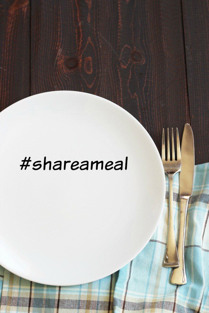 Proud to partner with @UnileverUSA #shareameal https://t.co/a6A6CZrHyq Your RT/like/comment = 1 meal donated. https://t.co/BGh6hnFrib