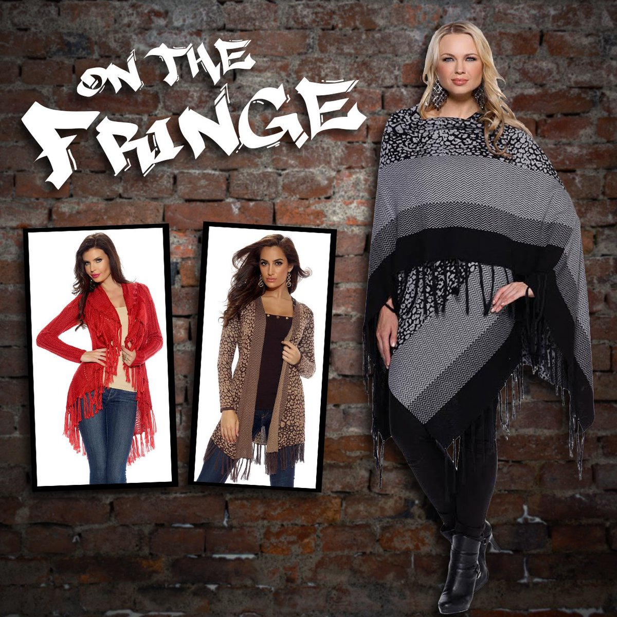 TREND ALERT: This Fall have fun with fringe! https://t.co/7bJaAaKlsy https://t.co/ZViQmVK1aU