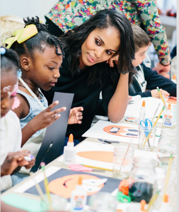 Beautiful inside and out! Proud to honor @KerryWashington with the @Baby2Baby Giving Tree Award! #Baby2BabyGala https://t.co/Je7KTVifjP
