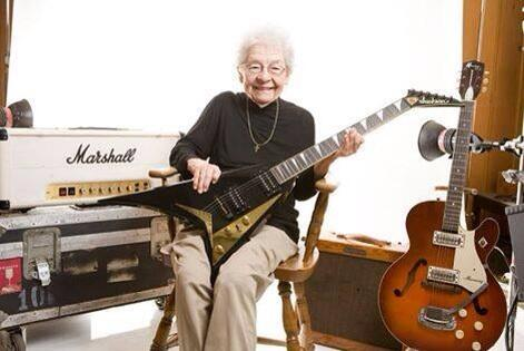 Sad to hear of the passing of Delores Rhoads, Randy's mother and lifelong music educator. https://t.co/xbilVjFz1W