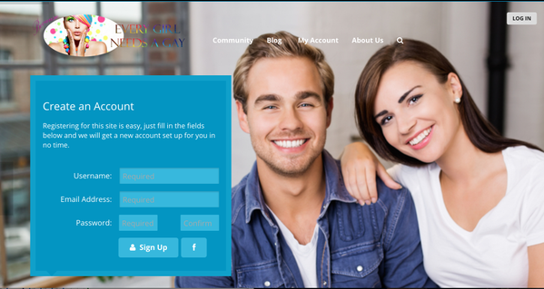 gay matchmaking site