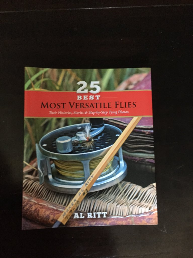 The only 25 flies you'll ever need https://t.co/KID7ZxyK6C