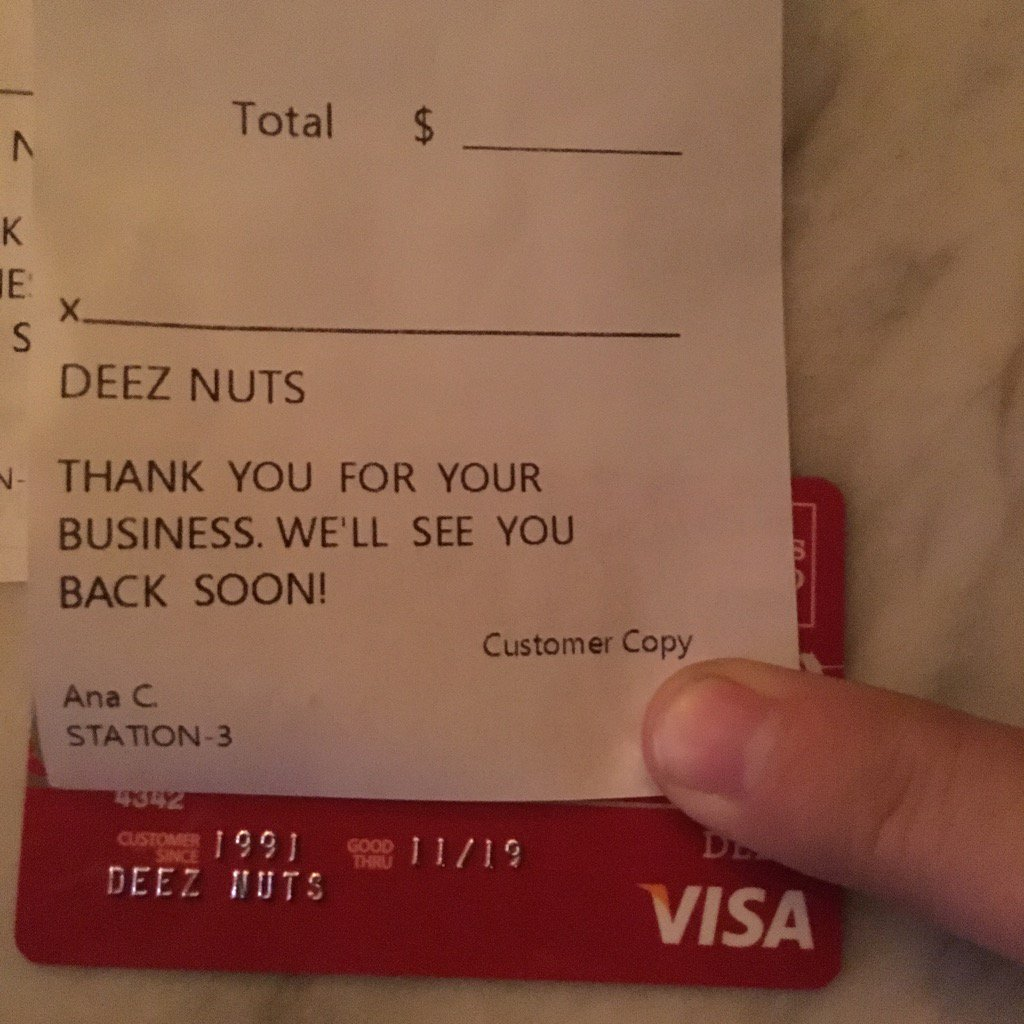 this guy bought me shots and paid with this card   mind blown   I don't even https://t.co/BVBwf787Df