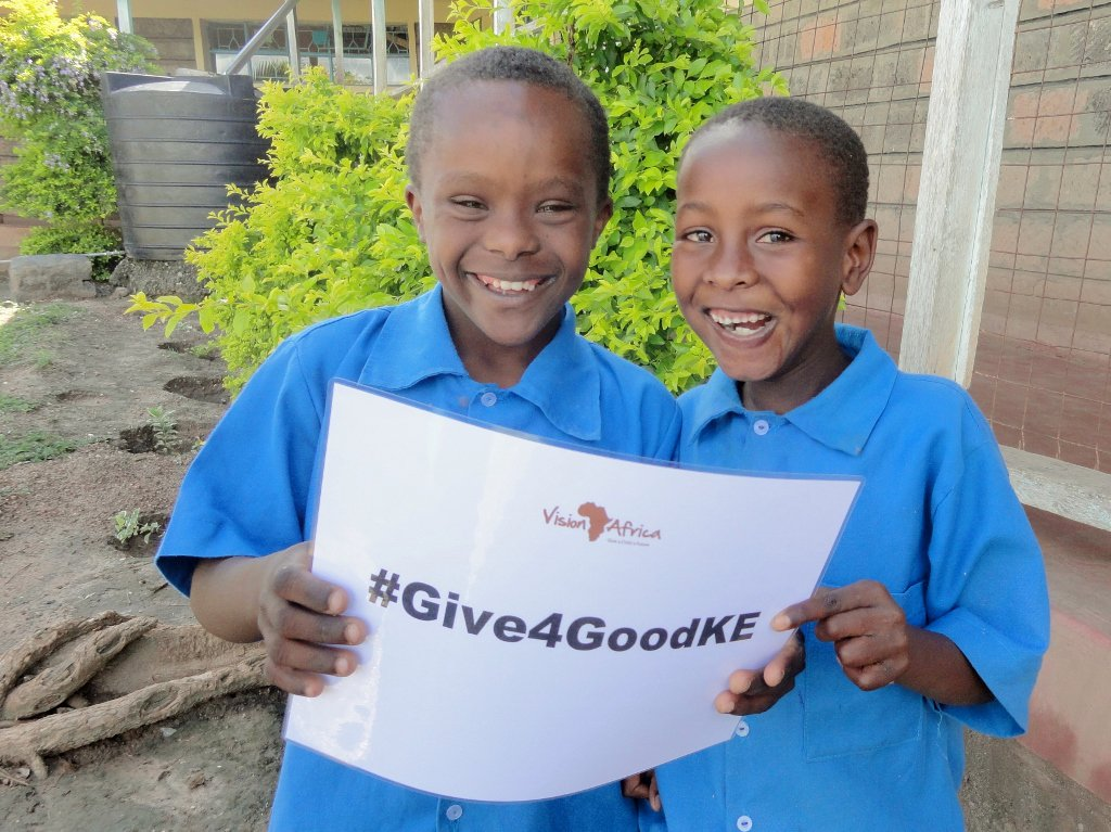 #ISalutePeople who know that giving isn't just about money. Time, skills, awareness are also valuable. #Give4GoodKE https://t.co/qeSsiiYA5i
