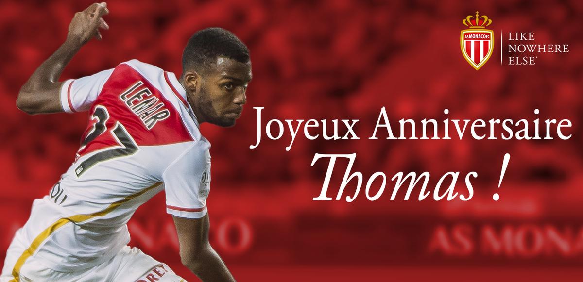 Retweetez Pour Souhaiter Un Joyeux Anniversaire A Thomas Lemar 20