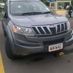 RT @jaasrj: @anandmahindra An XUV500 in Palmerston North (NZ). Felt so happy to see an Indian brand making a mark here. https://t.co/RB7Lha…