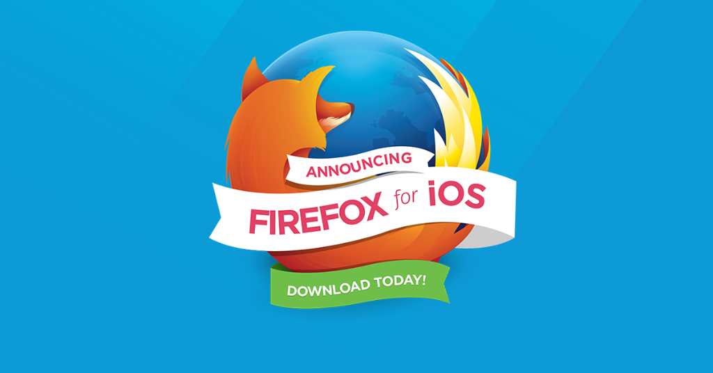 Love Firefox? Now you can get it for your iPhone, iPad and iPod touch: https://t.co/wfjd2LFcYo. https://t.co/vRqRvrKhX2