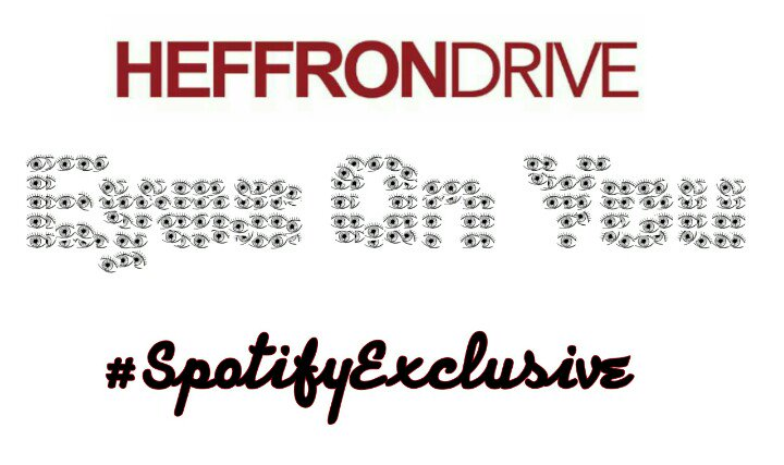 Put you on the spot, see what you're gonna do. I've got my eyes on you #EyesOnYou by @HeffronDrive #SpotifyExclusive https://t.co/EdHQkqcfm3