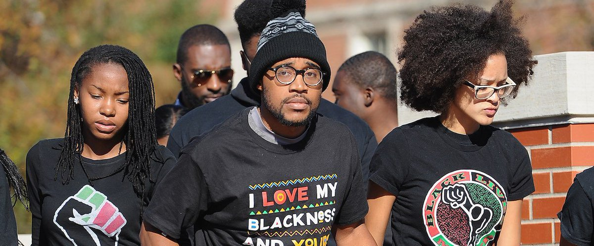 The protesters at Mizzou and Yale need to be heard, not laughed off. https://t.co/94CeHg7QL6 https://t.co/Whpw4rS9iM