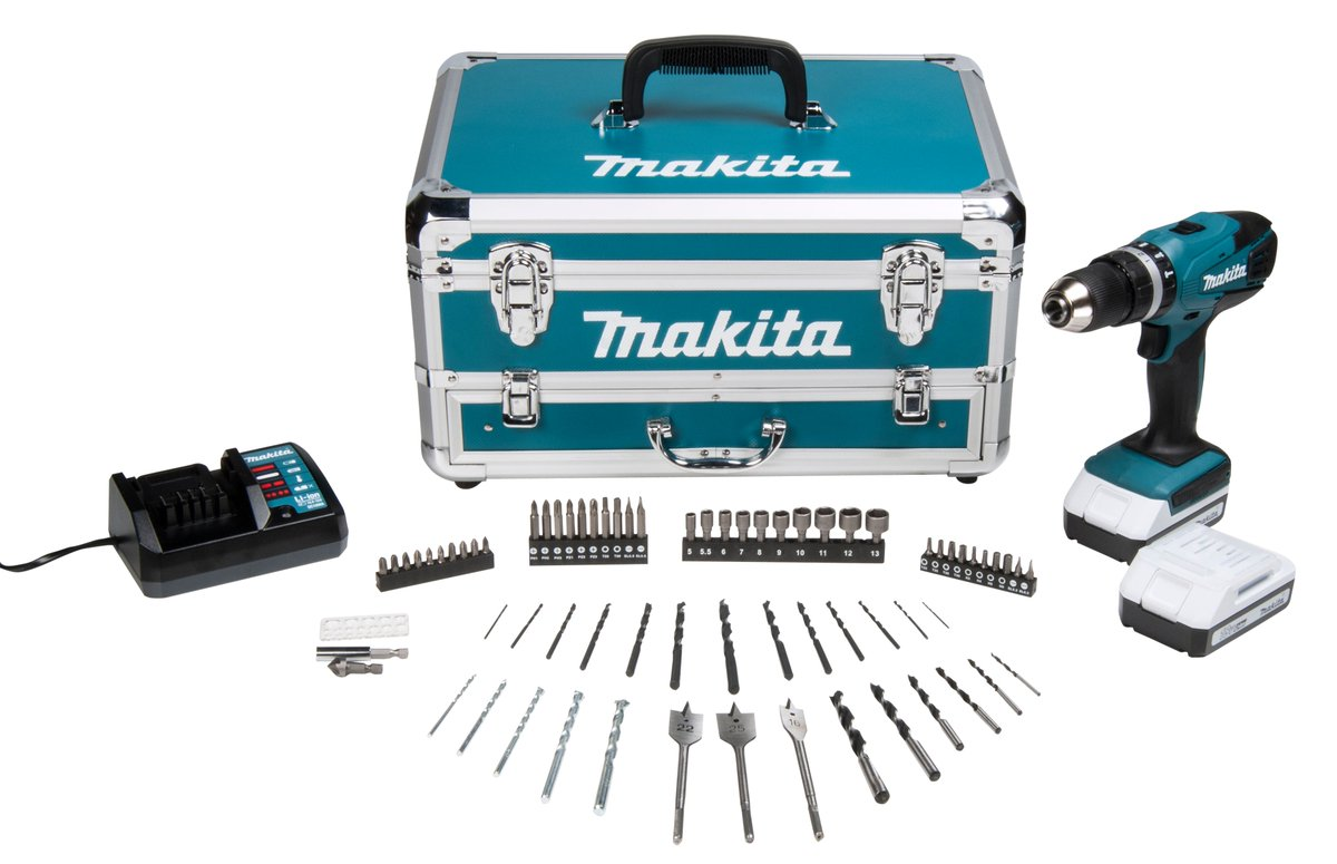 This Makita combi drill set would make a great Christmas gift! Simply RT to win. T&Cs: https://t.co/ohHKePCoIj https://t.co/p9FKkubOzt