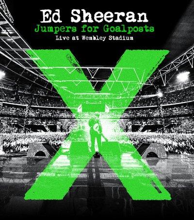 RT @hmvtweets: -@EdSheeran's Jumpers for Goalposts - X Tour at Wembley Stadium out tomorrow! https://t.co/TTNp0lEs5R https://t.co/LNQlxPoC9s