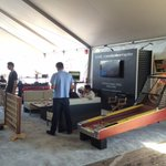 Are you at @TechweekLA ? So are we! We have a Skeeball machine too, come on over and say hi! :) #TechweekLA https://t.co/NrPfckfwkJ