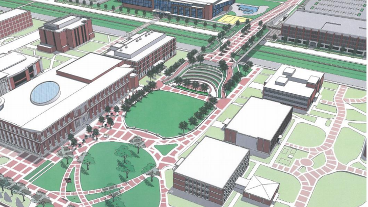 The University of Memphis moves forward with its plans to build a pedestrian bridge https://t.co/zGp1CfVwTE https://t.co/JfXTm6RRmi