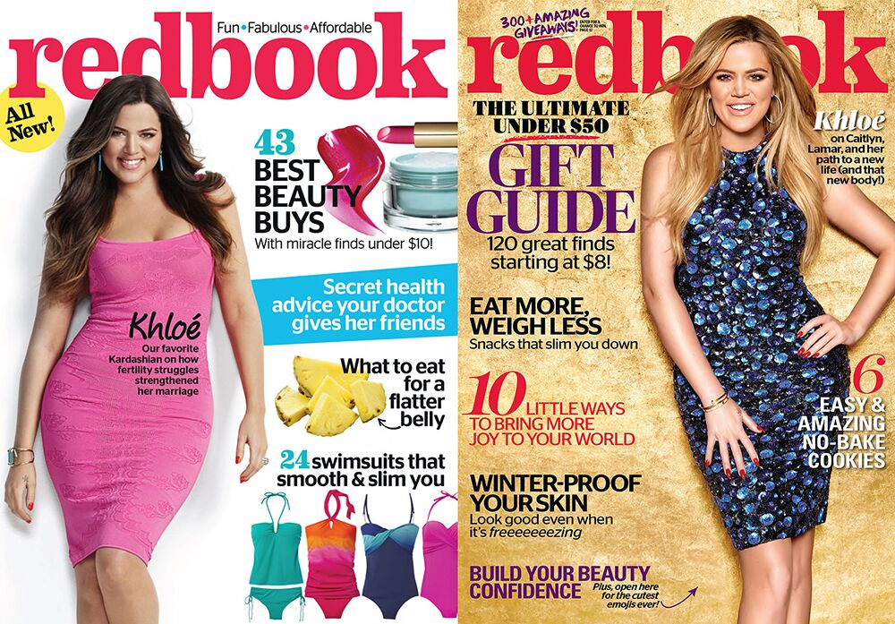 Hilarious!!! Look at my old @redbookmag cover vs. my new one!!! #TBT https://t.co/nujJXFMtNx