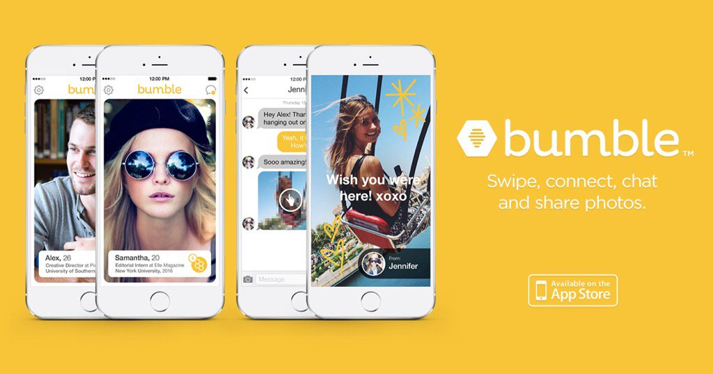 Bumble dating app on android