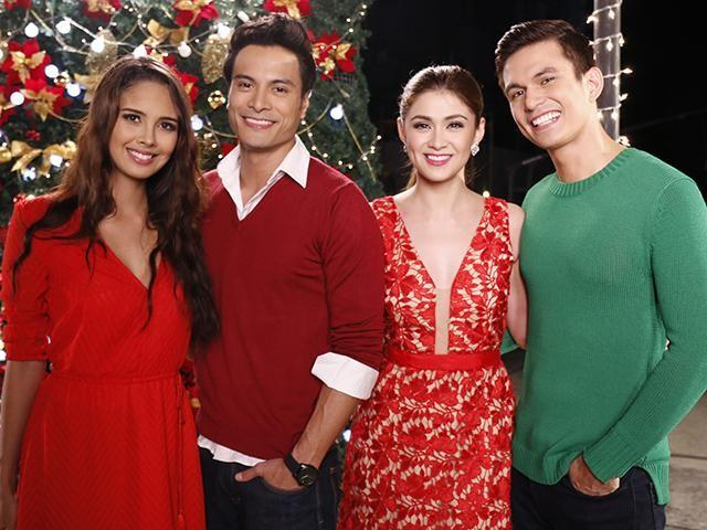 Sing along: lyrics of gma christmas station id ...