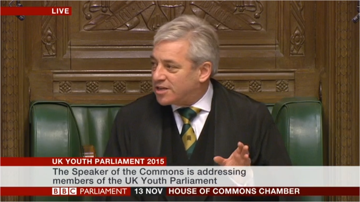We are now live on BBC Parliament! Watch the debates here: https://t.co/h9hPuz0GPF #UKYPHoC https://t.co/b0cmgD8qib