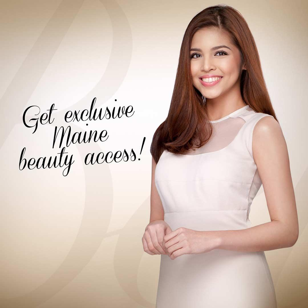 Sign up now to get exclusive Maine beauty access! https://t.co/3RCFs1o07g #MaiDenforBelo