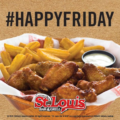 It's #friday13th #HappyFriday #RT for your chance to win a #free #wing dinner! #HappyFridayThe13th https://t.co/TSlaNxqsUP