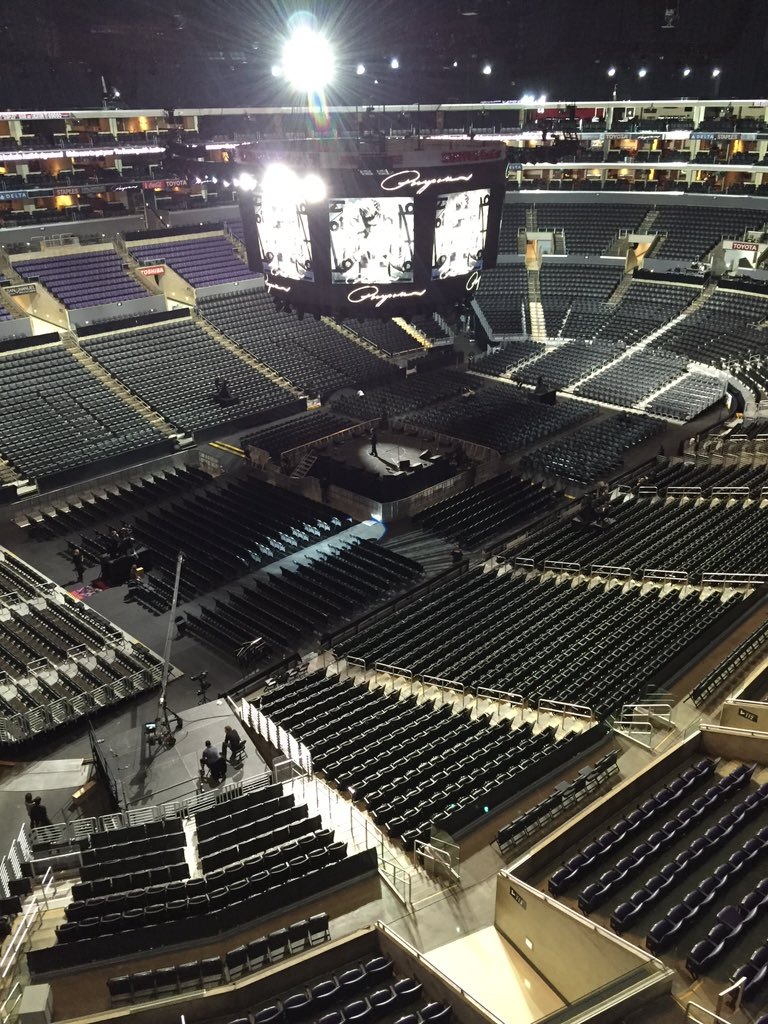 We are ready for 3 @justinbieber shows today to celebrate release of his new album #PURPOSE. Who will be joining us? https://t.co/ersm8c3hfd