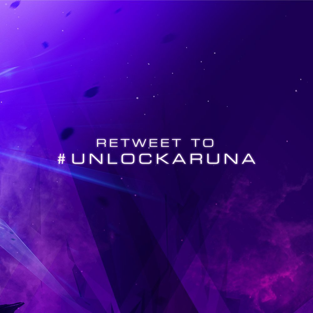 Hey #Arunatics! BIIIIG announcement coming but it needs to be unlocked first! Retweet this to gradually #UnlockAruna https://t.co/rCGem2nqhd