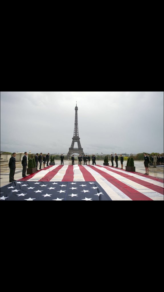 This was Paris after 9/11. Let's give them the support that they gave us. https://t.co/KKLsrLTw25