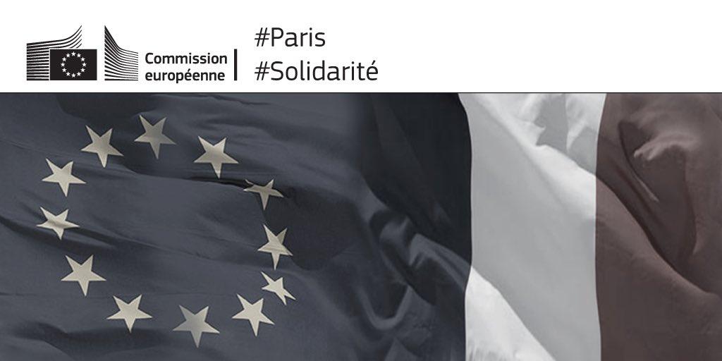 Toutes nos pensées et notre solidarité avec la France et les Français. https://t.co/X7QtFUr0J3 #Paris https://t.co/ERR4cge53P