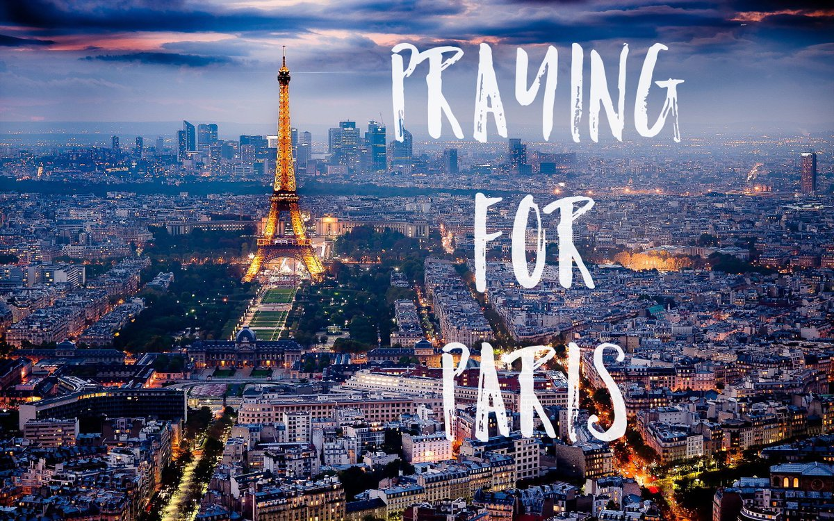 Our thoughts and prayers go out to the people of France.  #PrayingForParis https://t.co/vGShE0nNUW